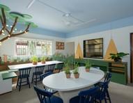 Como a decoração melhora a vida de crianças e adolescentes em abrigos