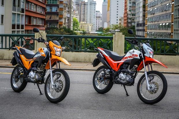 Honda NXR Bros ESDD (Foto: divulgação)