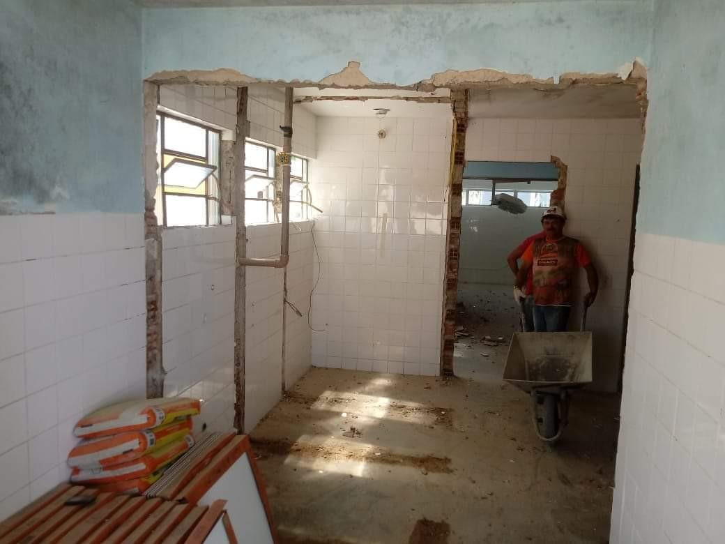 Prefeitura de Ibirajuba reforma hospital para construção de novos leitos