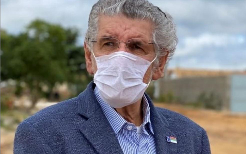 Herzem Gusmão morreu por complicações da Covid-19 — Foto: Reprodução / Redes Sociais