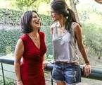 Antonia Morais e Gloria Pires no set de 'Linda de morrer' | Paprica Fotografia