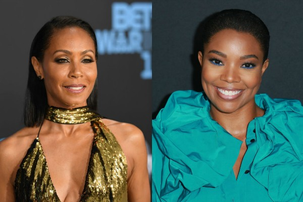 Jada Pinkett Smith e Gabrielle Union (Foto: Getty Images)