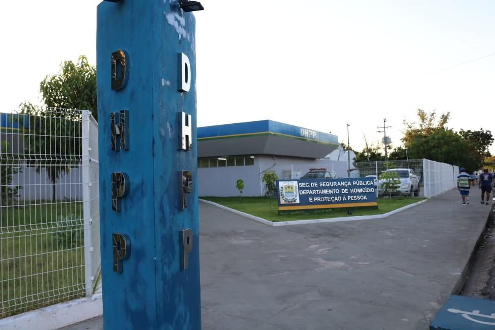 DHPP investiga o caso — Foto: José Marcelo/ G1 PI
