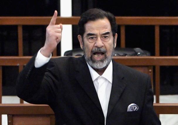 Saddam Hussein (Foto: Getty Images)
