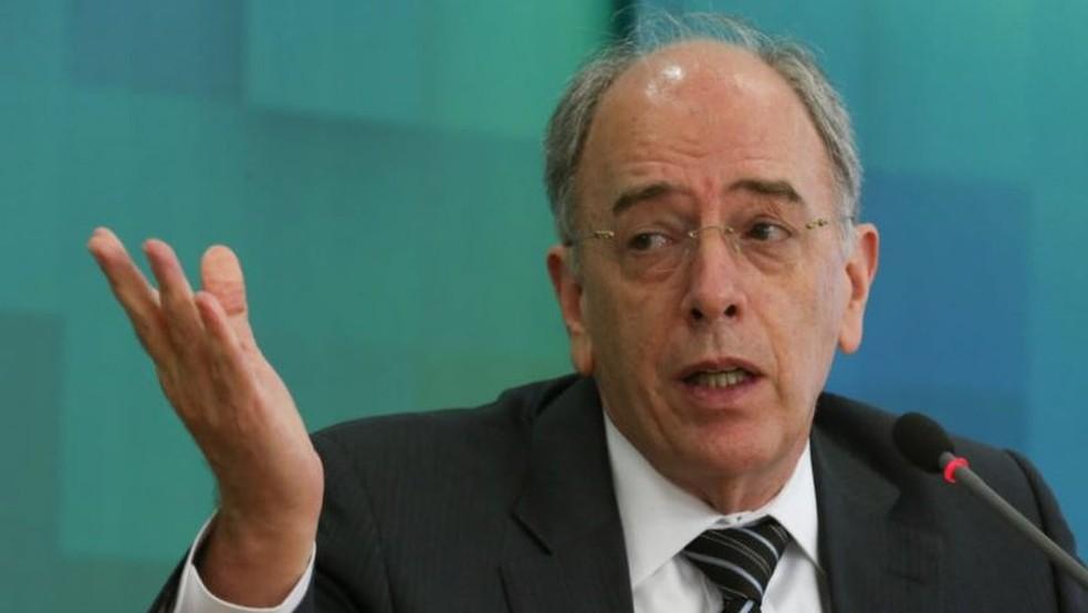 O agora ex-presidente da Petrobras Pedro Parente (Foto: José Cruz/Agência Brasil)
