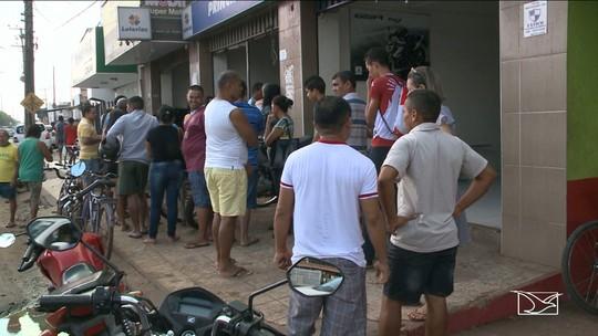 Greve dos bancários faz aumentar movimento em lotéricas no Maranhão