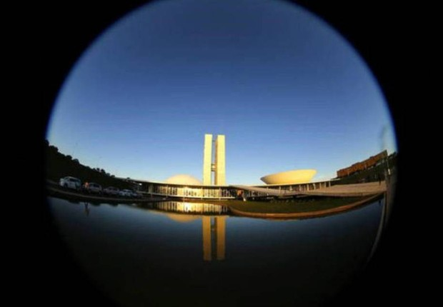 Congresso Nacional em Brasília (Foto: Jorge Silva/Reuters)