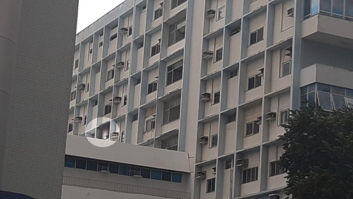 Morre homem que causou princípio de incêndio ao tentar fugir de hospital em Salvador, diz família