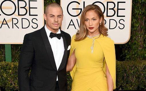 Casper Smart e Jennifer Lopez