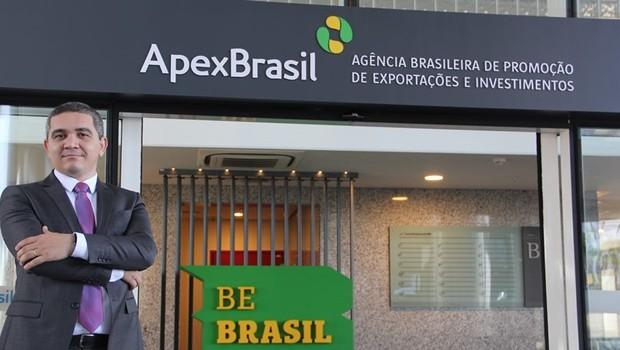 Alex Carneiro, ex-presidente da Apex (Foto: Divulgação/Apex)