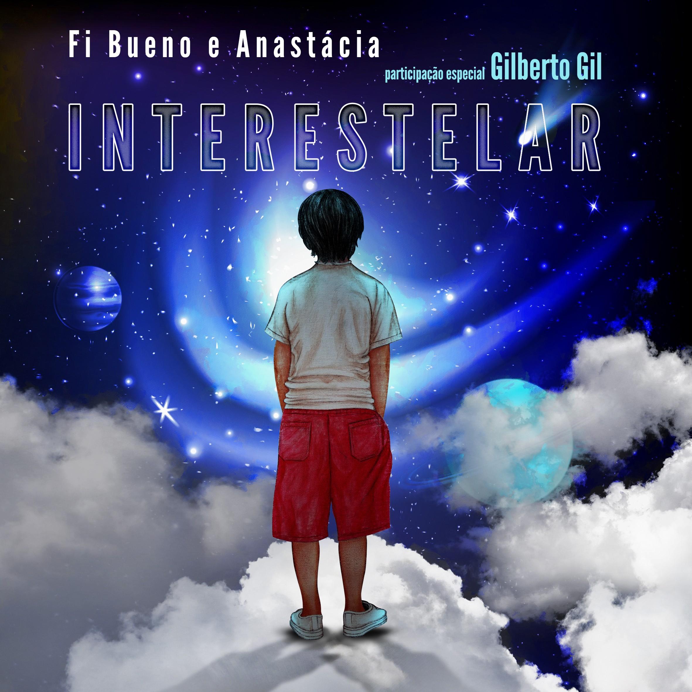 Gilberto Gil volta ao universo musical de Anastácia com single 'Interestelar'