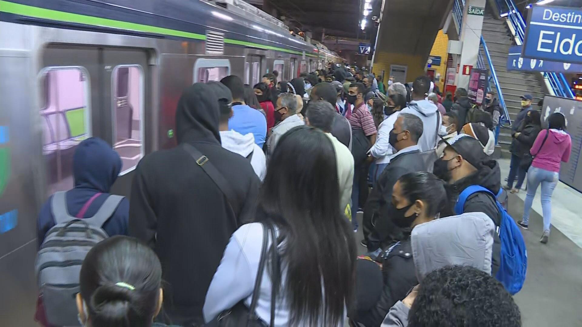 Congresso aprova projeto que destina R$ 2,8 bi para metrô de BH