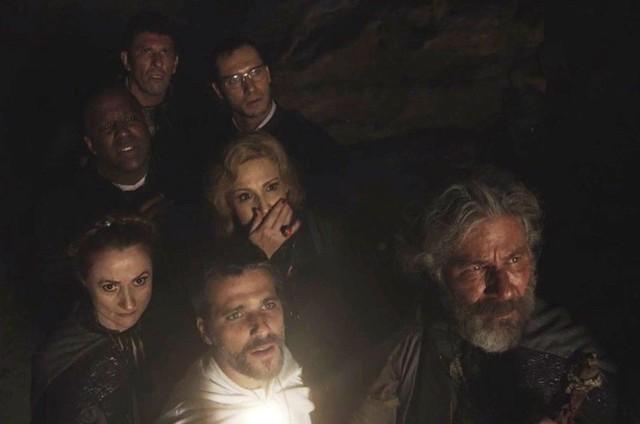 Os guardiões da novela 'O Sétimo Guardião' (Foto: TV Globo)