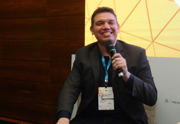 Yuri Gitahy, empreendedor, investidor e fundador da Aceleradora (Foto: Rafael )