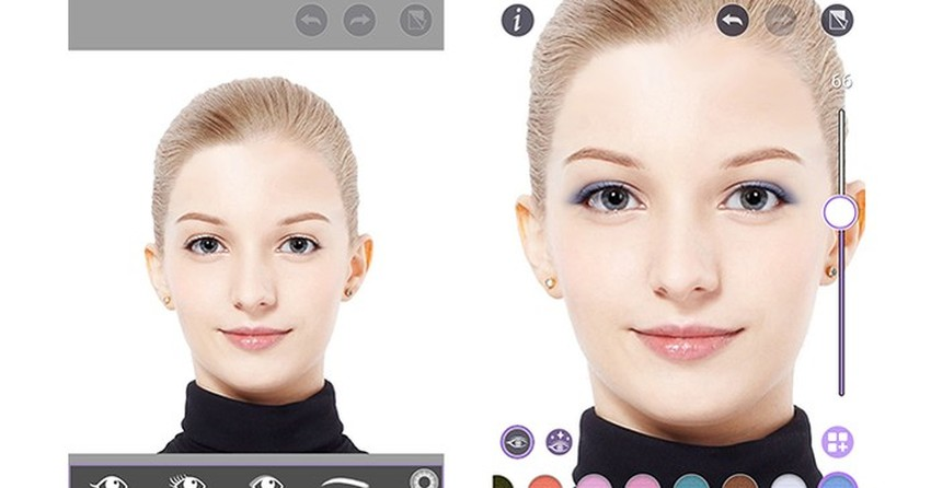 youcam makeup for blackberry z3 review