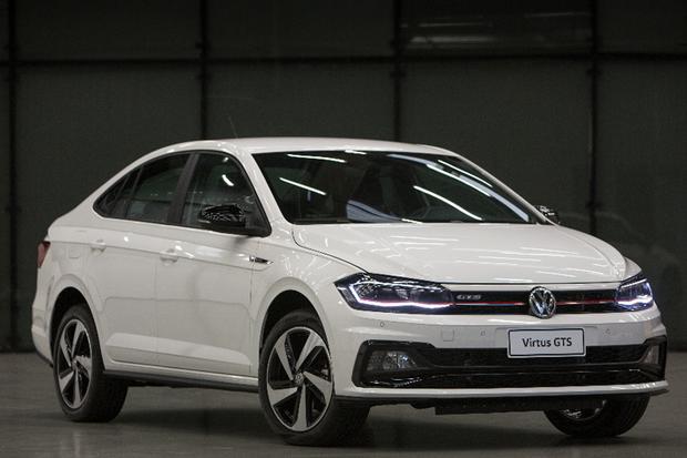 VW Virtus GTS (Foto: Divulgação)