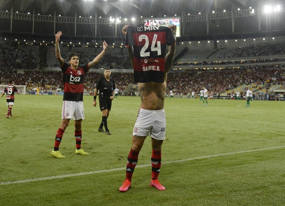 Atuações do Flamengo: Gabigol e Pedro são decisivos na virada; Léo Pereira vai mal. Dê a sua nota