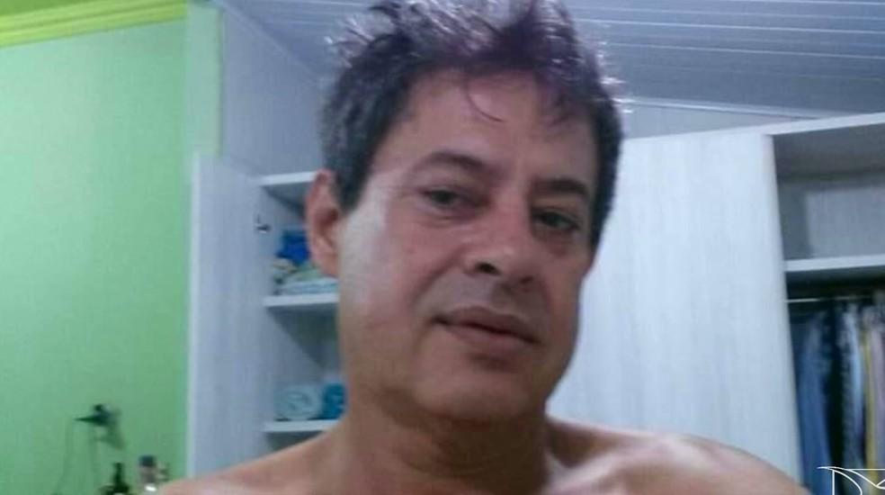 Empresário Antônio José Messias é apontado pela polícia como um dos mandantes da morte do prefeito de Davinópolis — Foto: Reprodução/TV Mirante