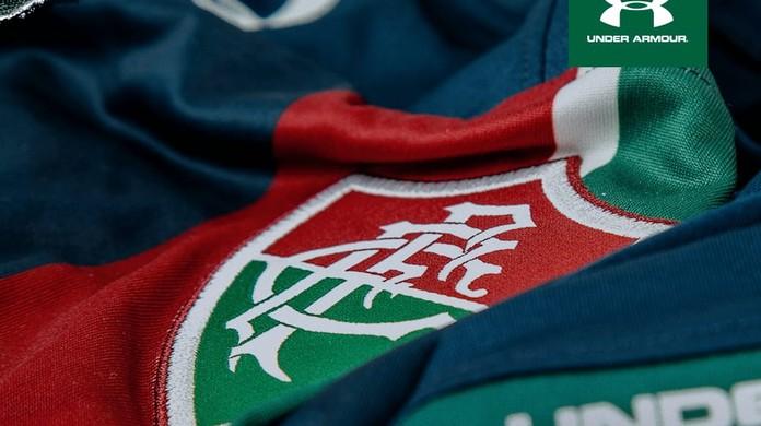 Estreia do novo terceiro uniforme do Fluminense será no próximo dia ... 7b01f6ee9ef68