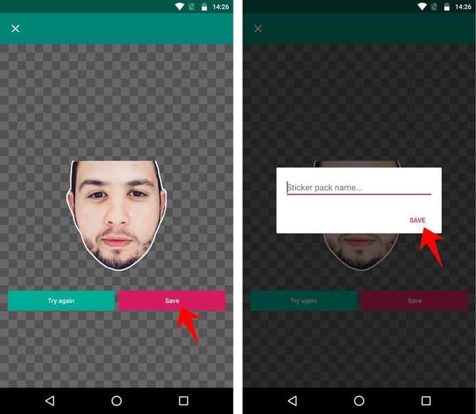 Como fazer figurinhas de WhatsApp com o app Sticker Studio
