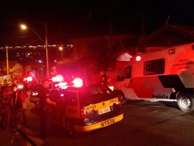 Jovem de 20 anos foi morta com 6 tiros em Piracicaba (Foto: Valter Martins/Piracicaba em Alerta)