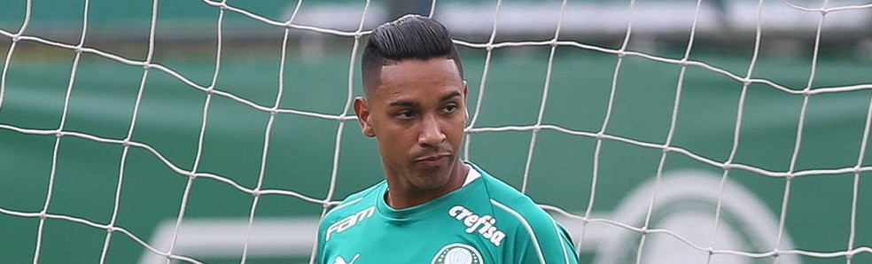 Antônio Carlos, do Palmeiras, é uma das dicas calculadas — Foto: Cesar Greco/Ag Palmeiras