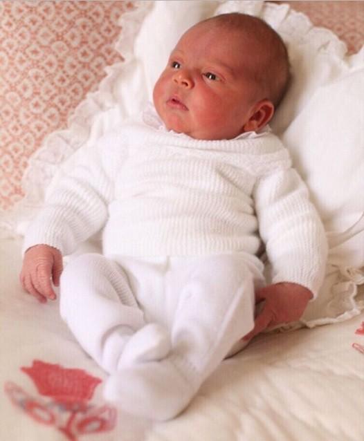 Príncipe Louis (Foto: Reprodução Instagram)