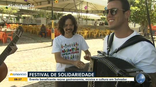 Festival Solidário acontece no bairro de Pituaçu neste sábado (5)