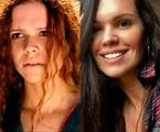 Viviane Victorette em 'O Clone' e atualmente | TV Globo - Reprodução/Instagram