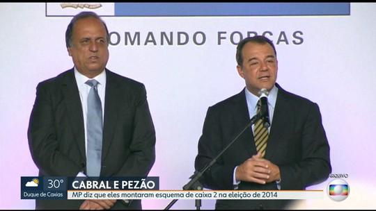 Ministério Público faz mais uma denúncia contra ex-governadores do Rio