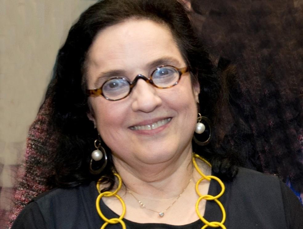 Rosa Freire d'Aguiar, escritora e tradutora — Foto: Rosa Freire d'Aguiar / Arquivo Pessoal