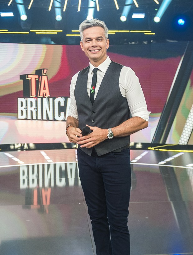 Otaviano Costa (Foto: Raquel Cunha/TV Globo)