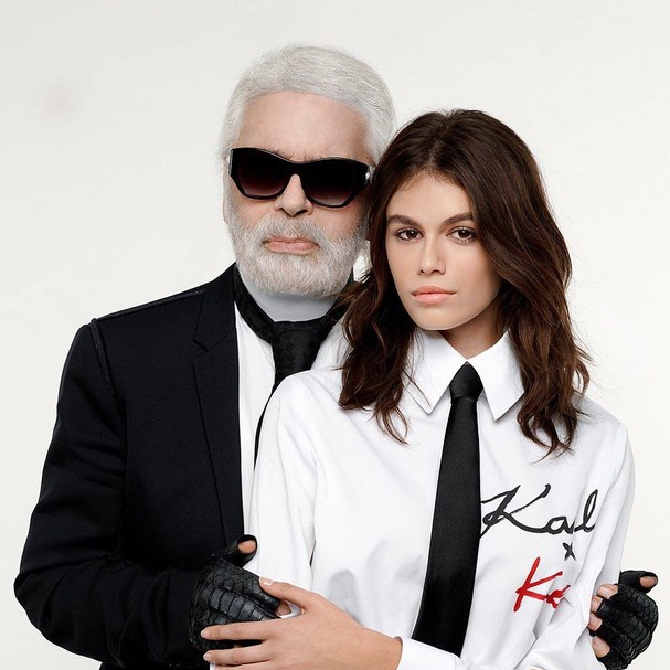 The Karl x Kaia collection (Foto: Divulgação)
