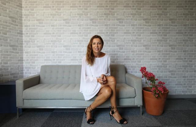 Lena Korres (Foto: Divulgação)