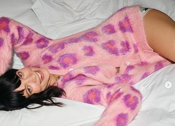 A cantora Lily Allen (Foto: Instagram)