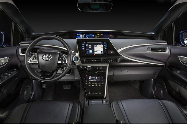 Toyota Mirai (Foto: Divulgação)