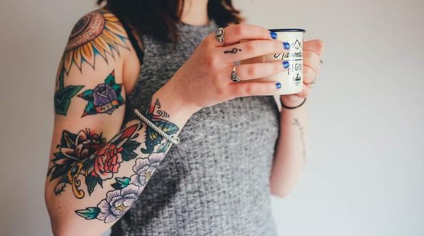 Tatuagem; estilo (Foto: Pixabay)