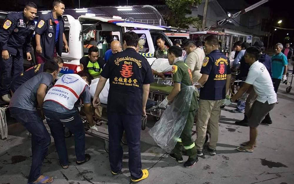 Ataque de separatistas muçulmanos deixa 15 mortos na Tailândia