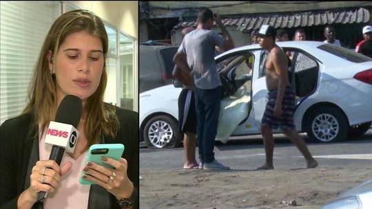 Mulher diz que militares negaram ajuda a músico fuzilado em carro