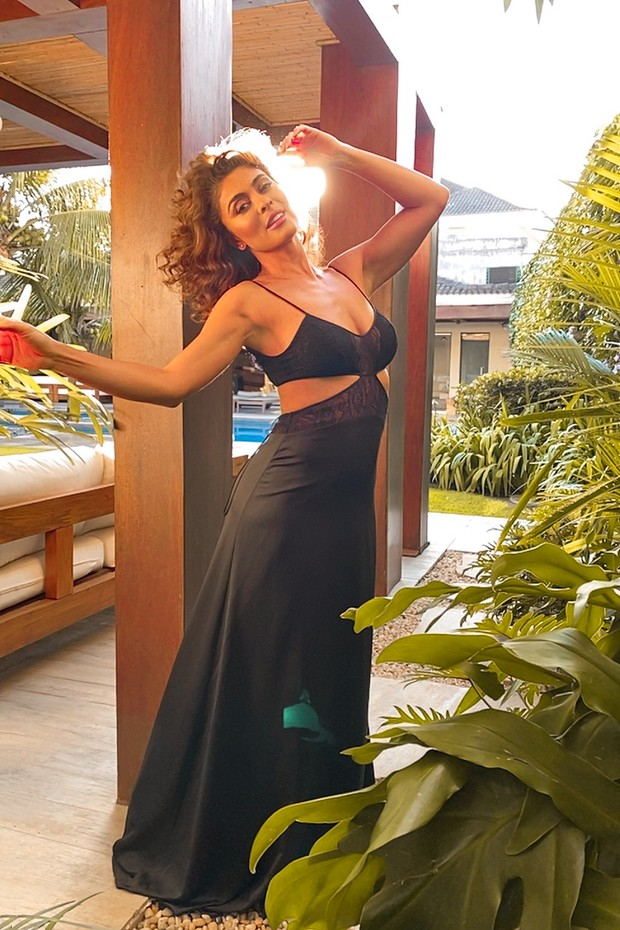 Juliana Paes (Foto: Guilherme Lima | Stylist: Samantha Szczerb.)