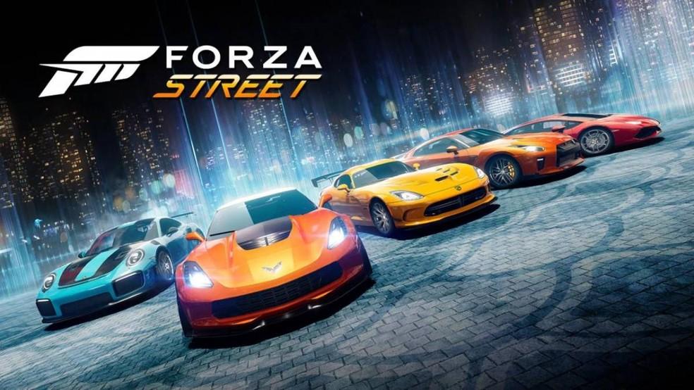 Depois de um ano no PC, Forza Street chega aos celulares com Android e iOS — Foto: Divulgação/Microsoft