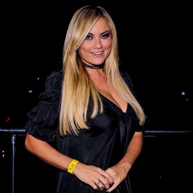 Ellen Rocche (Foto: Thiago Duran/AgNews)