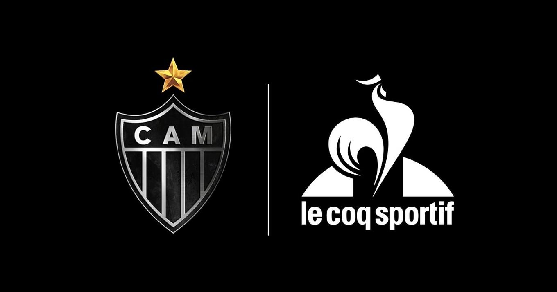 bfdbc8ae8ffff A logomarca da Le Coq remete à bandeira francesa e traz a figura de um
