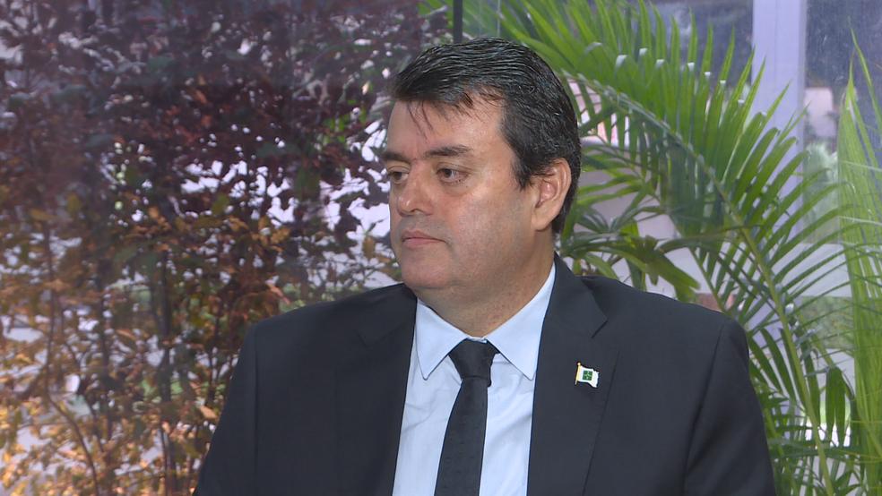Marcos Tadeu de Andrade, diretor-geral do DFTrans (Foto: TV Globo/Reprodução)