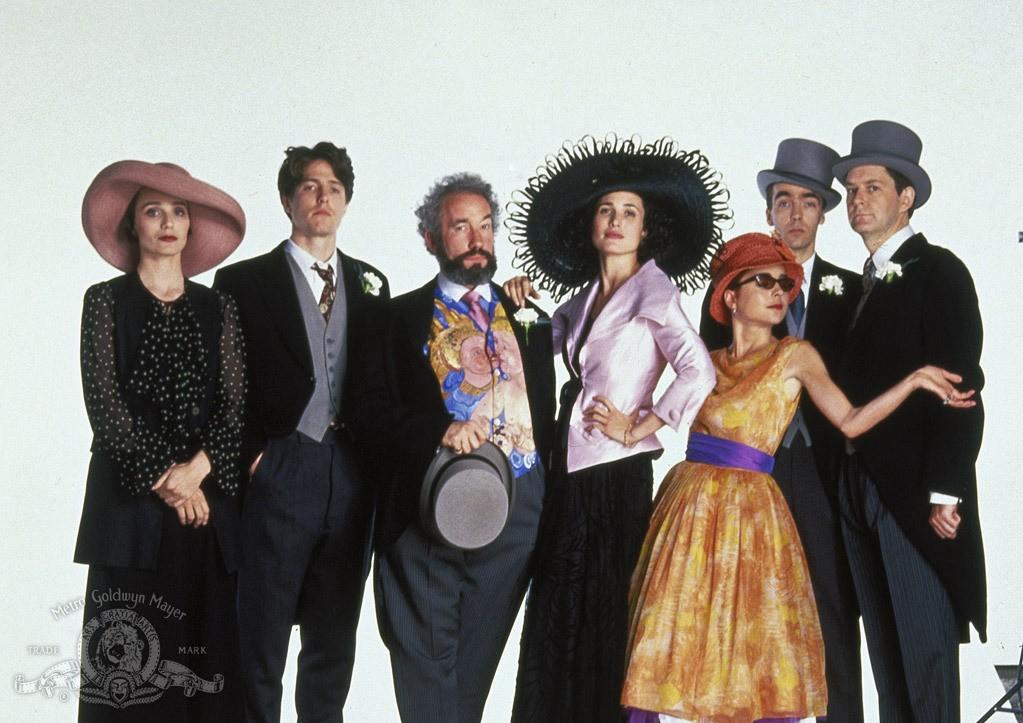 Quatro Casamentos e um Funeral (1994) (Foto: Divulgação)