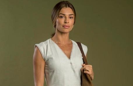 Na segunda-feira (29), Paloma (Grazi Massafera) será avisada pelo médico que seu exame de rotina acusou uma doença terminal TV Globo
