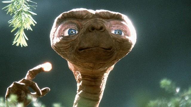 E.T. – O Extraterrestre (Foto: Divulgação)