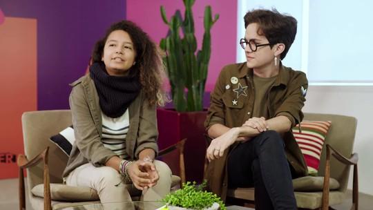 Conheça Cafrê e Milena, participantes do Globo Lab Profissão Repórter desse ano