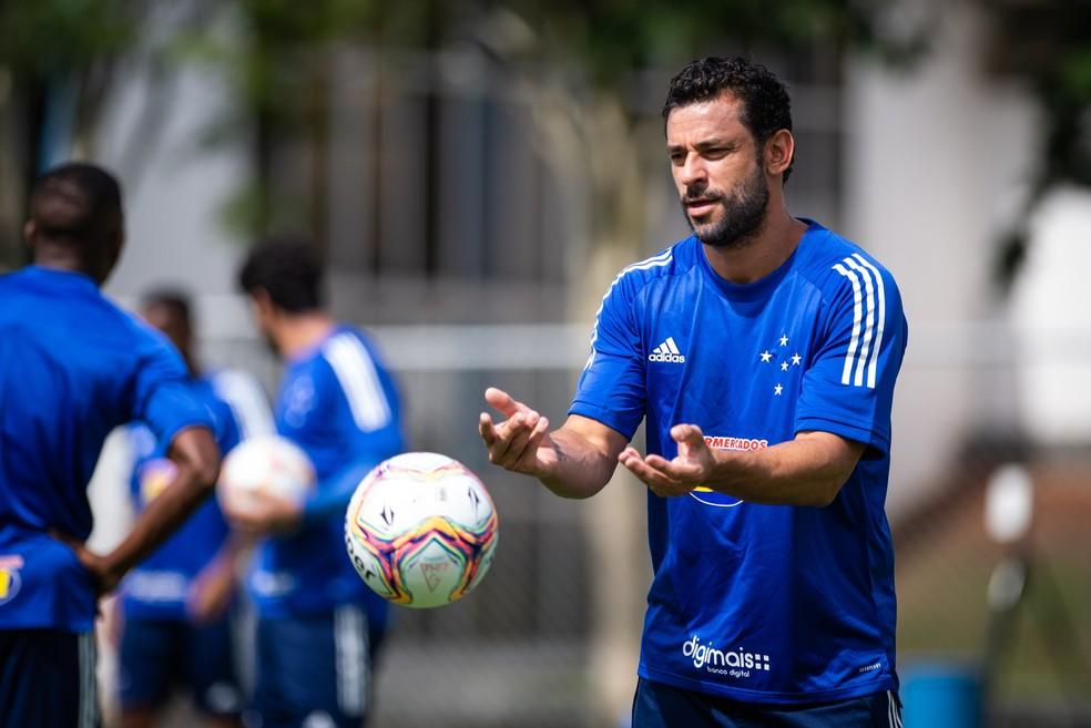 Fred inclui pedido de R$ 7 milhões por má fé — Foto: Bruno Haddad/ Cruzeiro