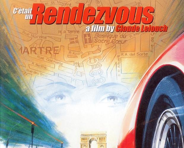 Cartaz do filme C'était un rendez-vous (Foto: Reprodução)